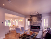 Newark renovation Livingroom